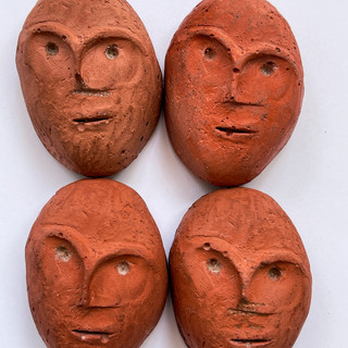 Spirit Stones Red No.2