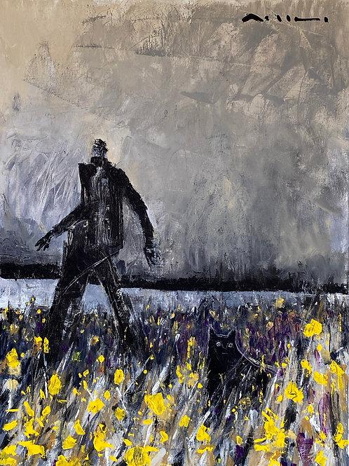 "ODYSSEY: ""The Stream"" ~ Original Oil on Canvas"