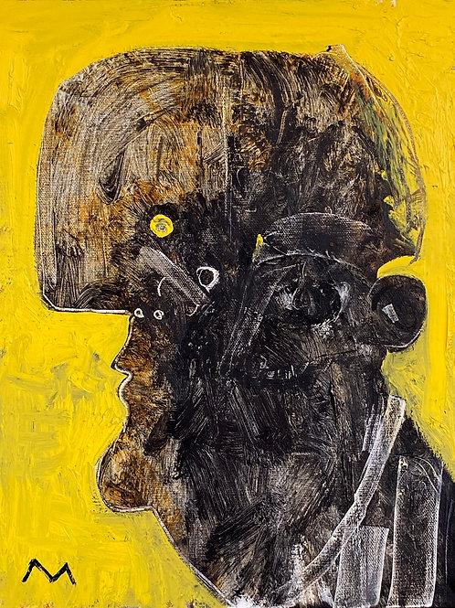 "MAYA: ""Quaries"" ~ Original Oil on Canvas"