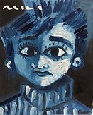 Oil Portraits by Mark M. Mellon