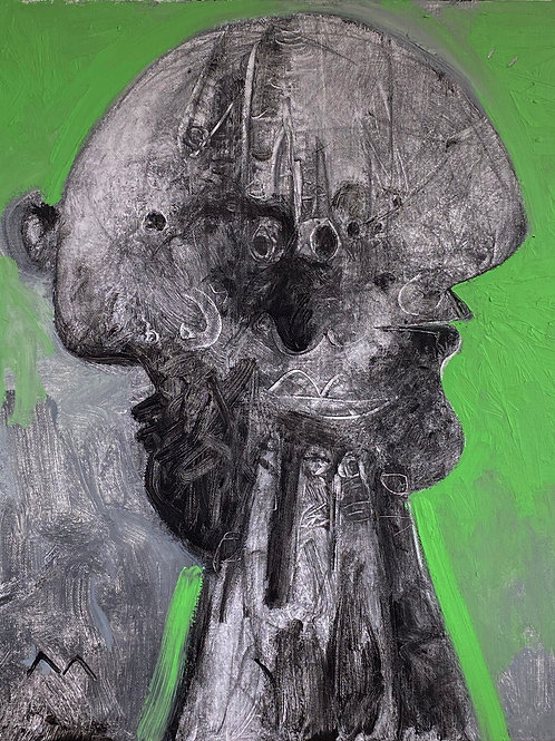 "MAYA: ""The Immeasurable "" ~ Original Oil on Canvas"