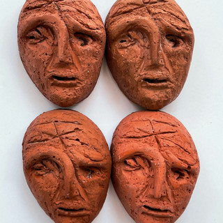 Spirit Stones Red No.1
