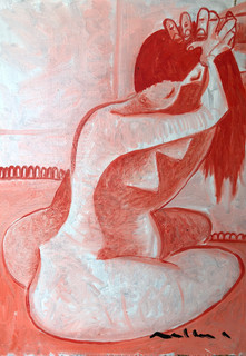 Red Nude No. 1