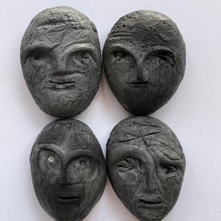Spirit Stones Black