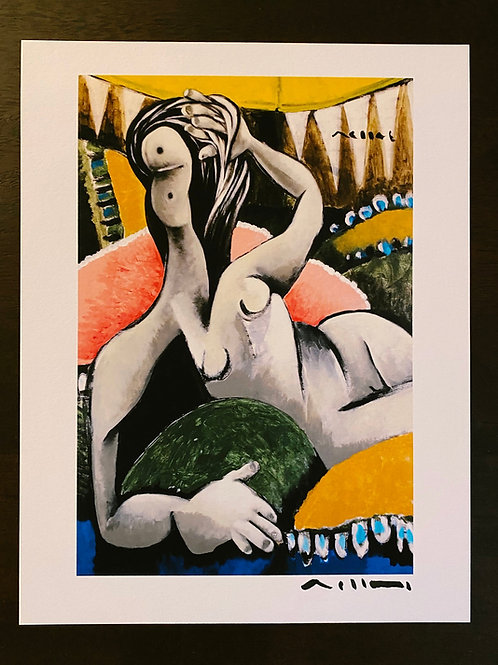 Limited Edition Giclee: Illusions of Man No.6 (SERIES ONE)