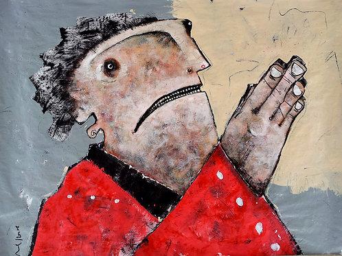 MORTALIS No.1  ~ Downloadable Art Print