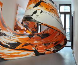 Judy Millar - Palazzo Bembo - Biennale Venezia