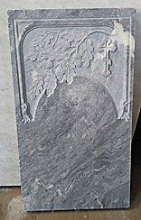 памятник из мрамора, резные памятники
