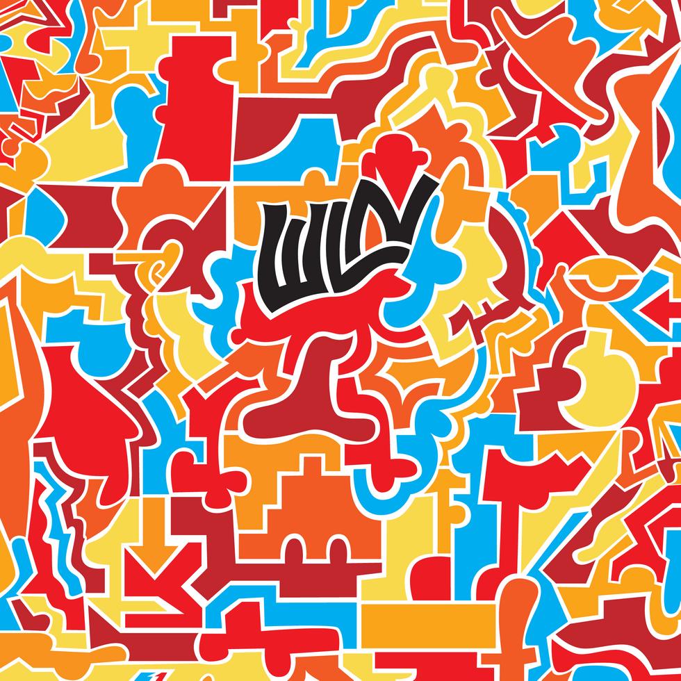 """WLN"" Mosaic"