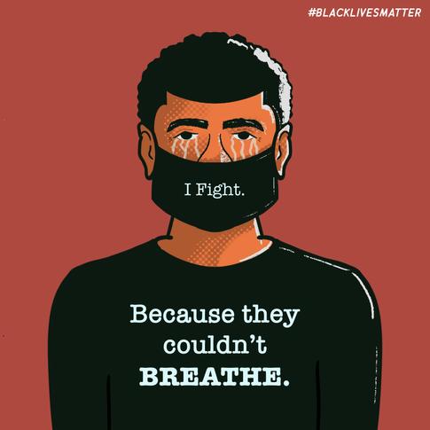 """I fight..."""