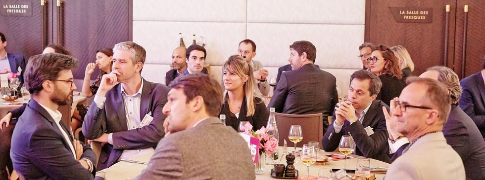 Editialis NetMedia Sales Leaders Dinner