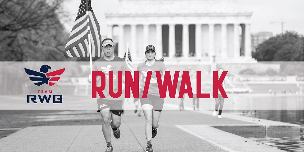 Run/Walk with Team RWB