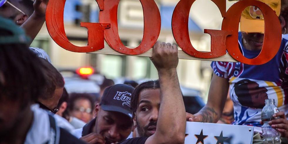 Veterans Against Trump GoGo Concert