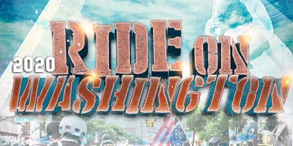 2020 Ride on Washington