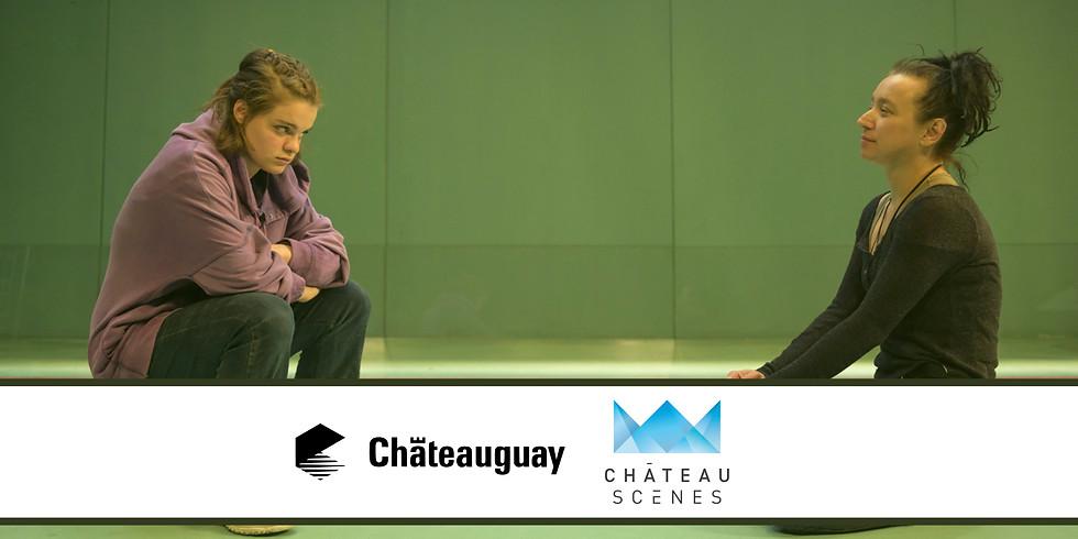 Château Scènes présente: « 21 » de Rachel Graton.