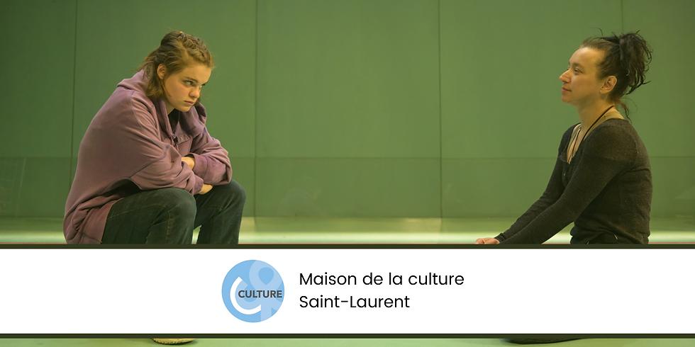 """La Maison de la culture Saint-Laurent présente """"21"""" de Rachel Graton"""