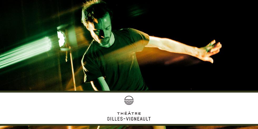 Le Théâtre Gilles-Vigneault présente la Soirée de gigue contemporaine virtuelle