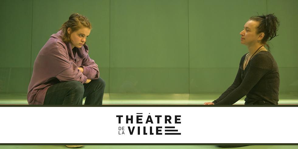 """Le Théâtre de la ville présente """"21"""" de Rachel Graton"""