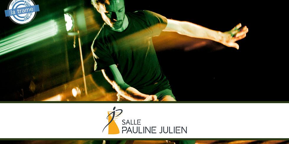 La salle Pauline-Julien présente Soirée de gigue contemporaine virtuelle
