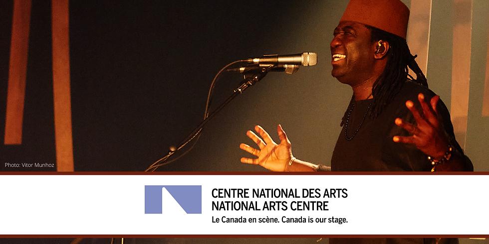Le Centre national des Arts présente WUTIKO, le nouveau spectacle d'Élage Diouf