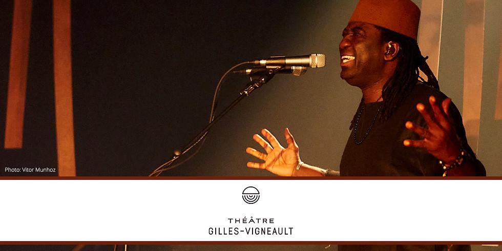 Le Théâtre Gilles-Vigneault présente Wutiko, le tout nouveau spectacle d'Élage Diouf