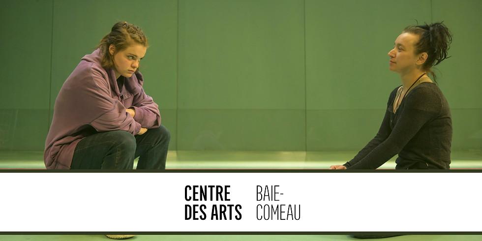 """Le Centre des Arts de Baie-Comeau présente """"21"""" de Rachel Graton"""