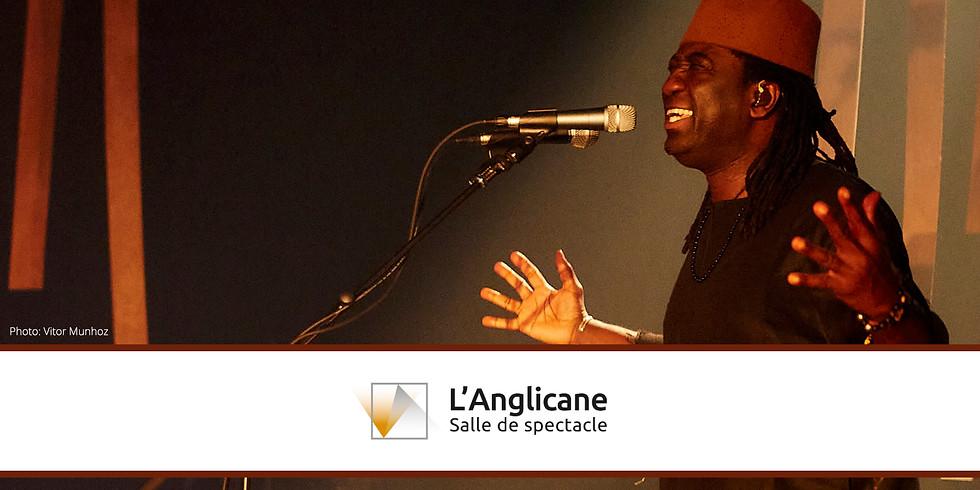 L'Anglicane présente Wutiko, le tout nouveau spectacle d'Élage Diouf