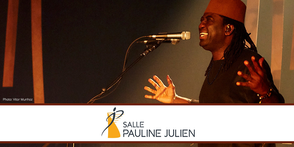 La Salle Pauline-Julien présente Wutiko, le tout nouveau spectacle d'Élage Diouf