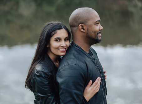 Leroy and Nicole, June - Bride-of-the-Month