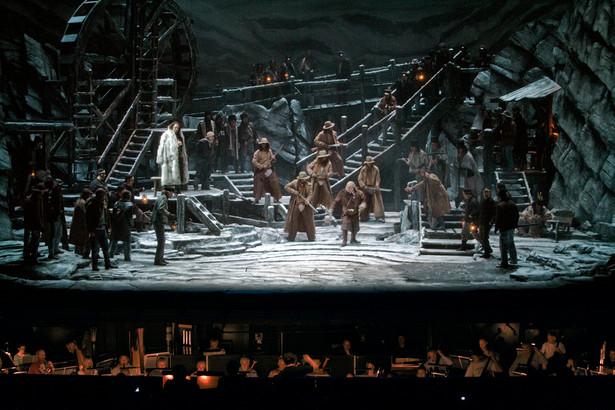 LA FANCIULLA DEL WEST at the Royal Opera House