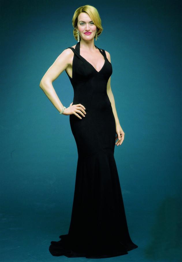Kate Winslet - Madame Tussauds 2