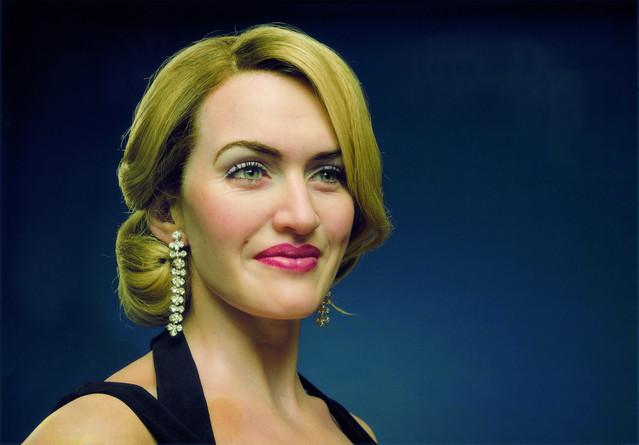 Kate Winslet - Madame Tussauds 1