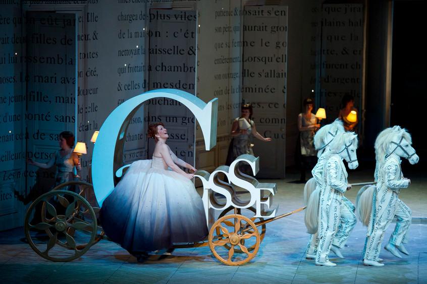 CENDRILLON at the Royal Opera House 1
