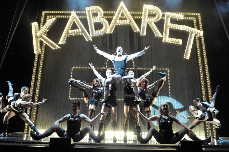 CABARET at the Savoy Theatre 1