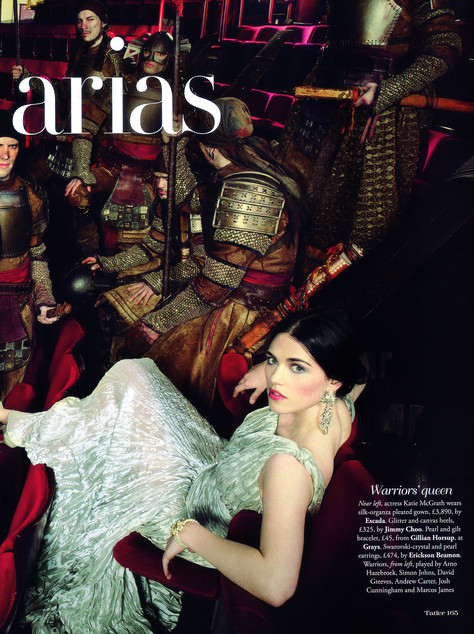 Tatler Magazine 1