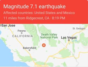 Earthquake Tips + ShakeAlertLa App