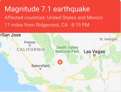 Earthquake Tips + ShakeAlertLa App
