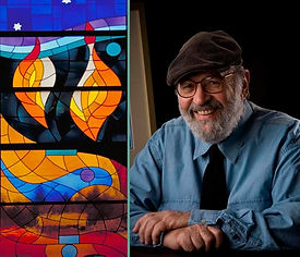 Mordechai Rosenstein & Wilmark Stained glass Studio