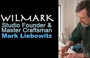 Mark Liebowitz master stained glass craftsman
