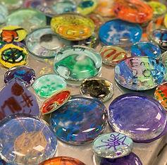 Mosaic gems Nancy Katz