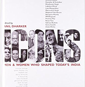 The Book : Icons Edited By Anil Dharker