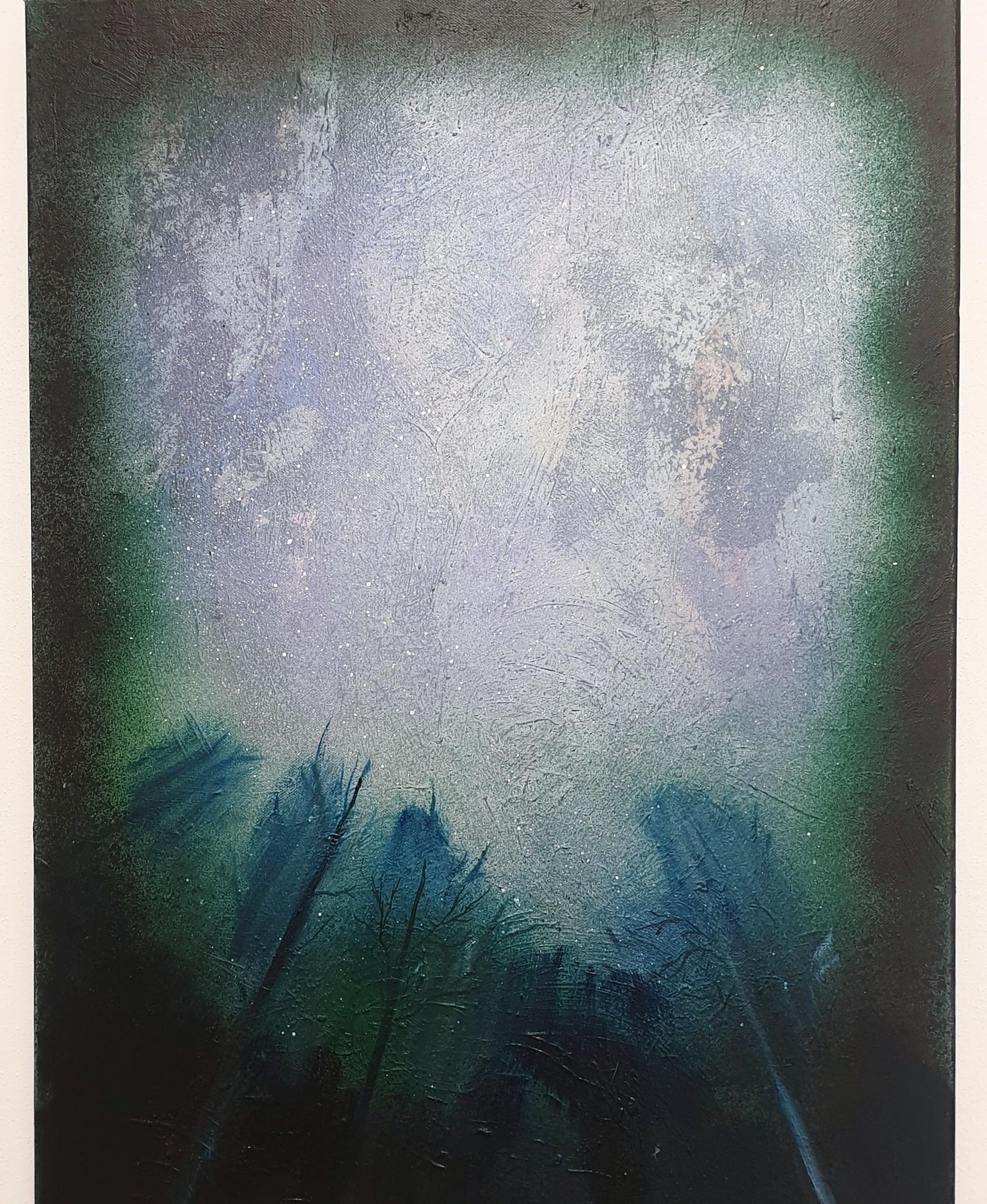 Miško akis / 50x70