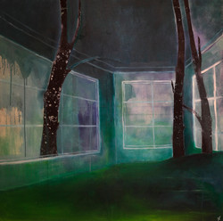 Smaragdo miškas 2 / 100x100