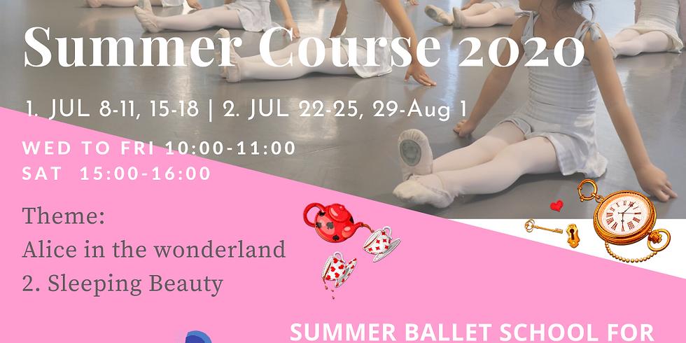 """""""Angel"""" Summer Course 2020 暑期舞蹈課程 2020"""