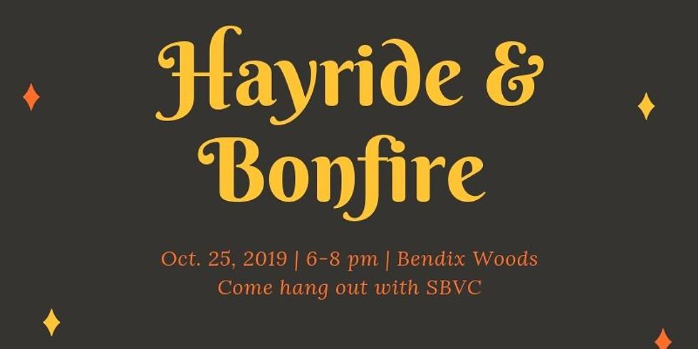 Hayride & Bonfire