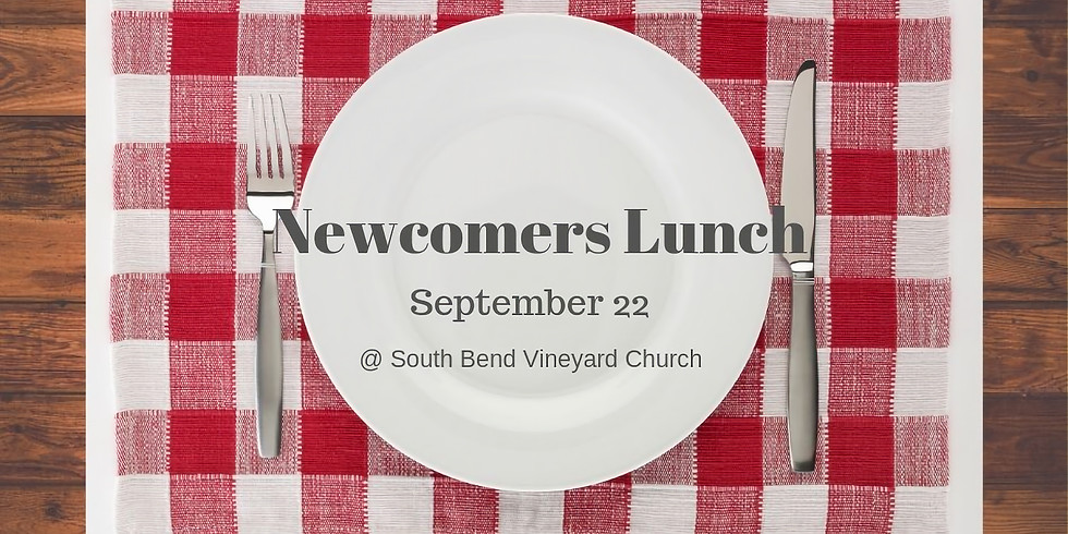 New Comers Lunch