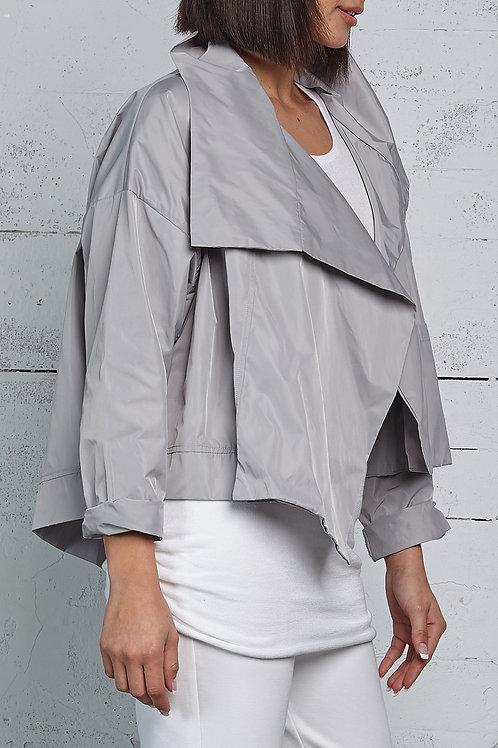 Cropped Asymmetrical Jacket