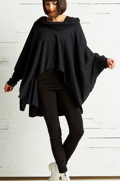 Cowl Sweatshirt