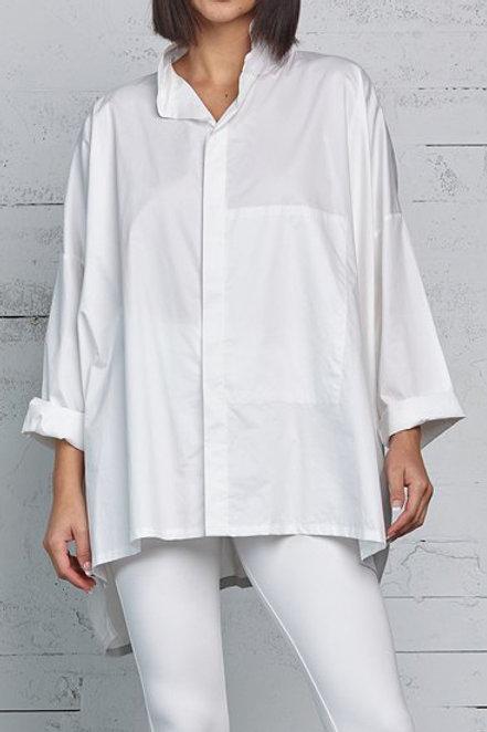 Signature Shirt / Silk Back