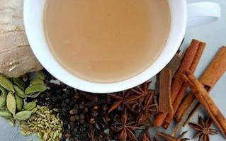 een goede spijsvertering met 'chai'